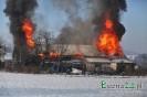 Groźny pożar w Mszance (AKTUALIZACJA)