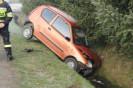 Wymuszony wypadek w Woli Łużańskiej