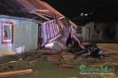 Ostatniej nocy zerwało dach w Mszance