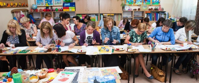 Nauczyciele i rodzice szkolili się z ASTRĄ… (TV)