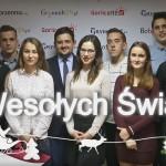 Świąteczne życzenia dla mieszkańców od redakcji Łużna24 (TV)