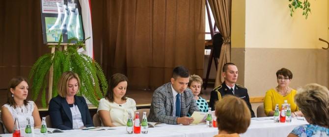 Narodowe Czytanie polskich nowel w Woli Łużańskiej