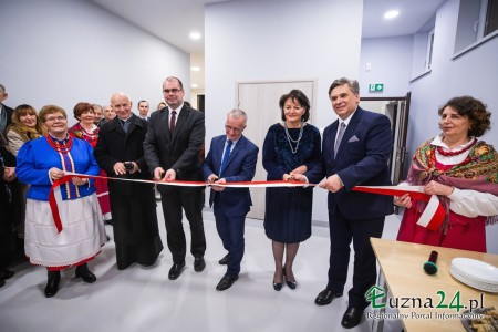 Pierwszy Klub Senior+ w Gminie Łużna otwarty!