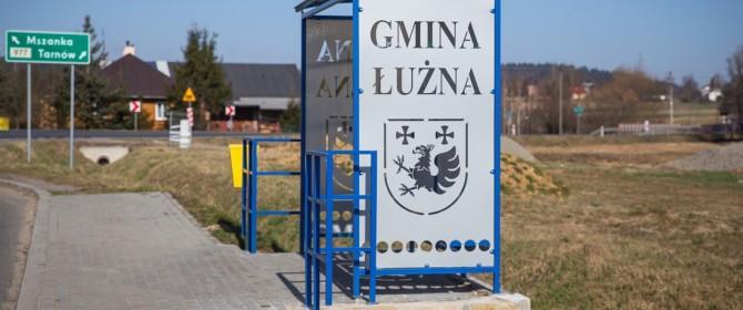 Gmina Łużna: nowe przystanki autobusowe będą cieszyć podróżnych