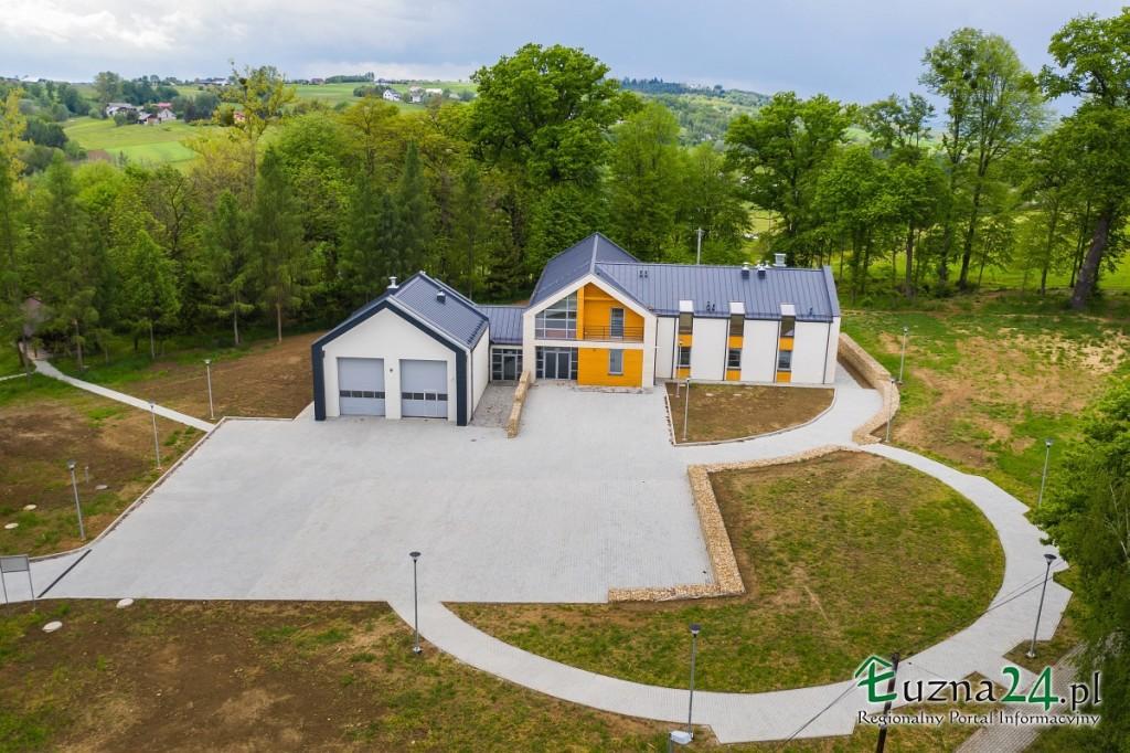 Wiejski Dom Ludowy w Biesnej - maj 2020