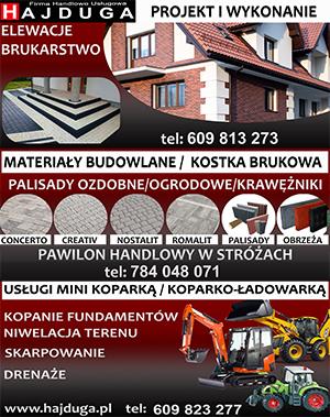 Hajduga - usługi ogólnobudowlane