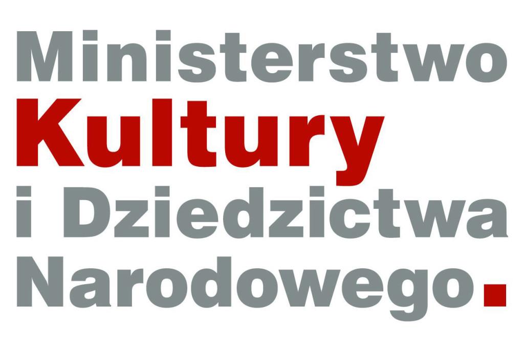 Logo MKiDN - ministerstwo