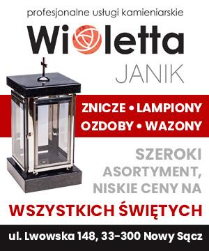 Wiola Janik Kamieniarstwo Nowy Sącz